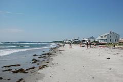 Higgins beach, beach wedding, Maine, outdoor weddings