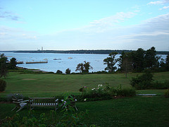 Chebeague Island Inn, outdoor wedding ideas, Maine, Island weddings