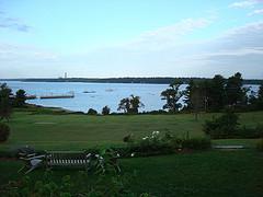 Chebeague Island Inn, outdoor wedding ideas, Maine, Island weddings