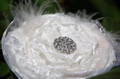 White Bridal Flower