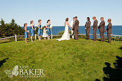 Two lights Cape Elizabeth, Maine outdoor wedding, wedding ideas, outdoor weddings