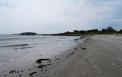 Crescent Beach State Park, beach weddings, Maine
